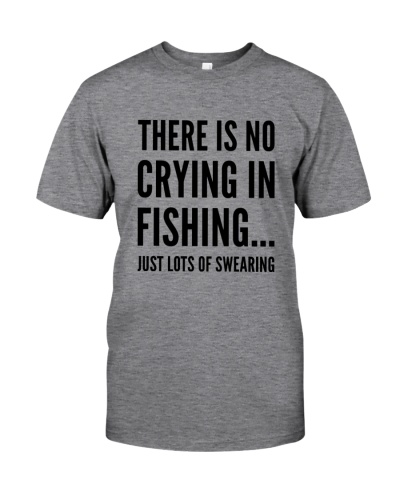 FISHING CRYING