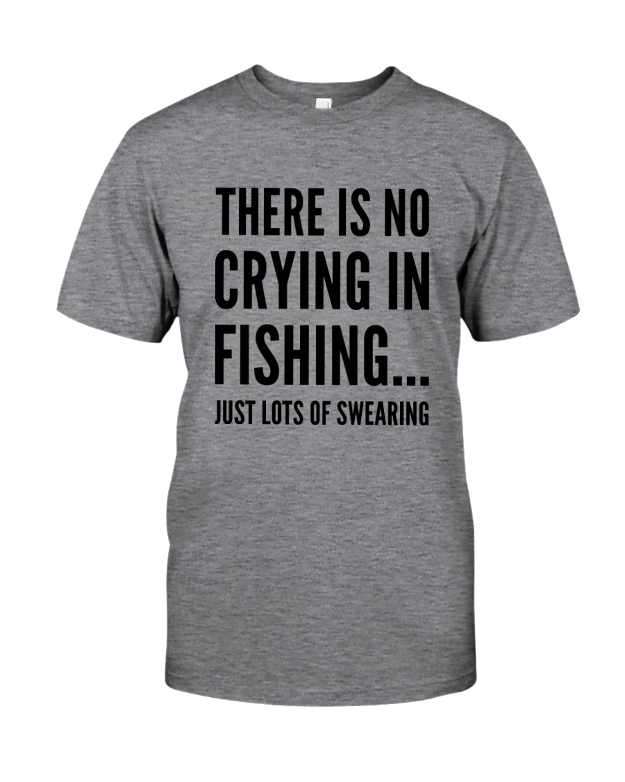 FISHING CRYING Classic T-Shirt