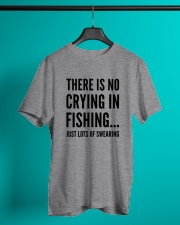 FISHING CRYING Classic T-Shirt lifestyle-mens-crewneck-front-3