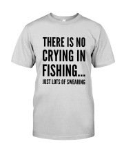 FISHING CRYING Premium Fit Mens Tee thumbnail