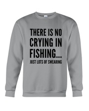 FISHING CRYING Crewneck Sweatshirt thumbnail