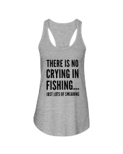 FISHING CRYING Ladies Flowy Tank thumbnail