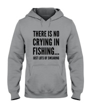 FISHING CRYING Hooded Sweatshirt thumbnail