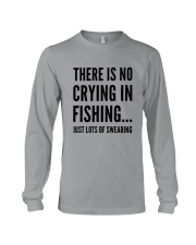 FISHING CRYING Long Sleeve Tee thumbnail