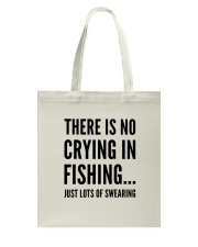 FISHING CRYING Tote Bag thumbnail