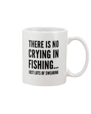 FISHING CRYING Mug thumbnail