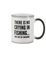 FISHING CRYING Color Changing Mug thumbnail