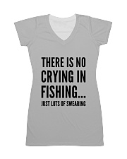 FISHING CRYING All-over Dress thumbnail