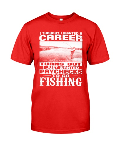 FISHING CAREER