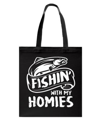 FISHIN' WITH MY HOMIES