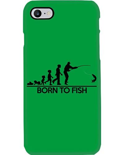 BORN TO FISH HUMAN EVOLUTION