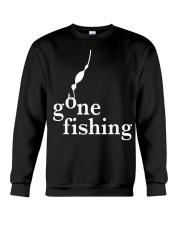 GONE FISHING Crewneck Sweatshirt thumbnail
