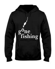 GONE FISHING Hooded Sweatshirt thumbnail