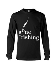GONE FISHING Long Sleeve Tee thumbnail