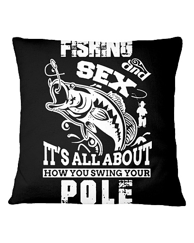 FISHING AND SEX