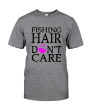 FISHING HAIR Classic T-Shirt thumbnail