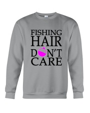 FISHING HAIR Crewneck Sweatshirt thumbnail