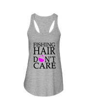 FISHING HAIR Ladies Flowy Tank thumbnail