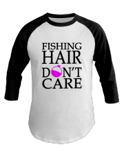 FISHING HAIR Baseball Tee thumbnail