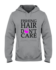 FISHING HAIR Hooded Sweatshirt thumbnail