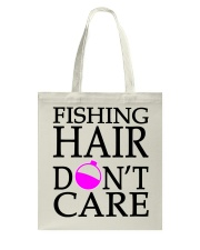 FISHING HAIR Tote Bag thumbnail