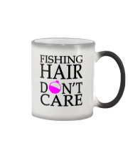 FISHING HAIR Color Changing Mug thumbnail