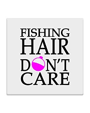 FISHING HAIR Square Coaster thumbnail