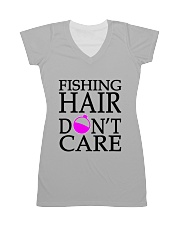 FISHING HAIR All-over Dress thumbnail