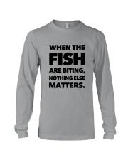 FISH BITING Long Sleeve Tee thumbnail