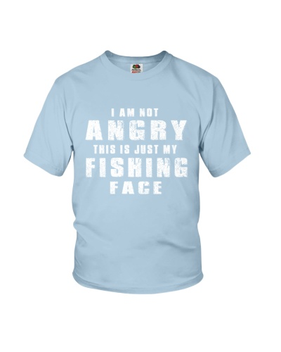 FISHING FACE