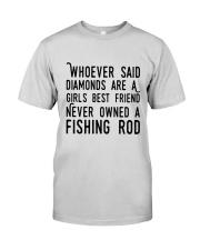 FISHING ROD Premium Fit Mens Tee thumbnail