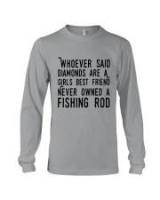 FISHING ROD Long Sleeve Tee thumbnail