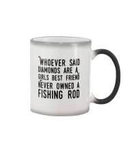 FISHING ROD Color Changing Mug thumbnail