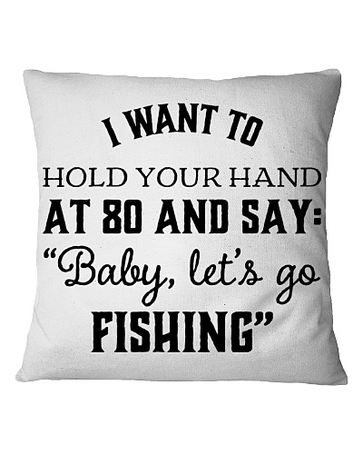 BABY LET'S GO FISHING