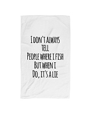 FISH LIE Hand Towel thumbnail