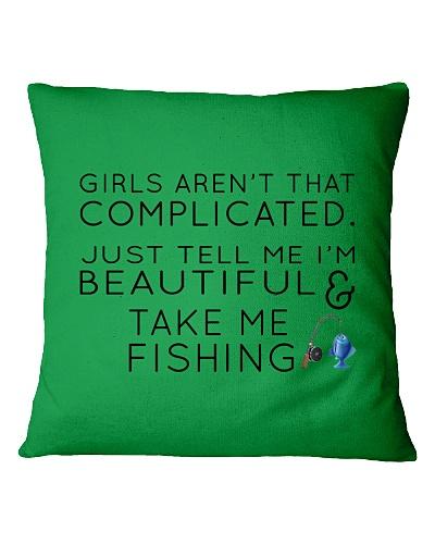 GIRLS AREN'T COMPLICATED