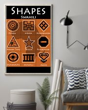 Shapes in Swahili 11x17 Poster lifestyle-poster-1