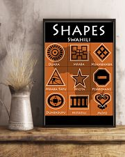 Shapes in Swahili 11x17 Poster lifestyle-poster-3