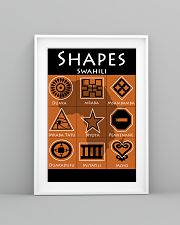 Shapes in Swahili 11x17 Poster lifestyle-poster-5