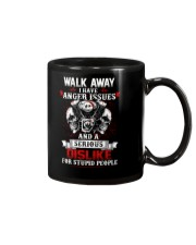 Walk away Mug thumbnail