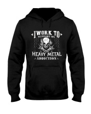 I WORK Hooded Sweatshirt thumbnail