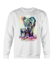 FOR AUTISM Crewneck Sweatshirt thumbnail