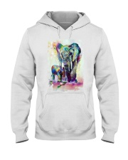 FOR AUTISM Hooded Sweatshirt thumbnail