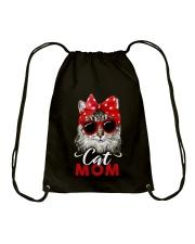 CAT MOM Drawstring Bag thumbnail