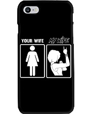 MY WIFE - YOUR WIFE Phone Case thumbnail