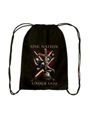 One Nation Undergod Drawstring Bag thumbnail
