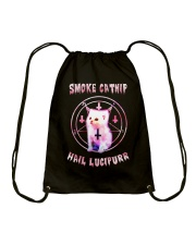 Smoke Catnip Drawstring Bag thumbnail
