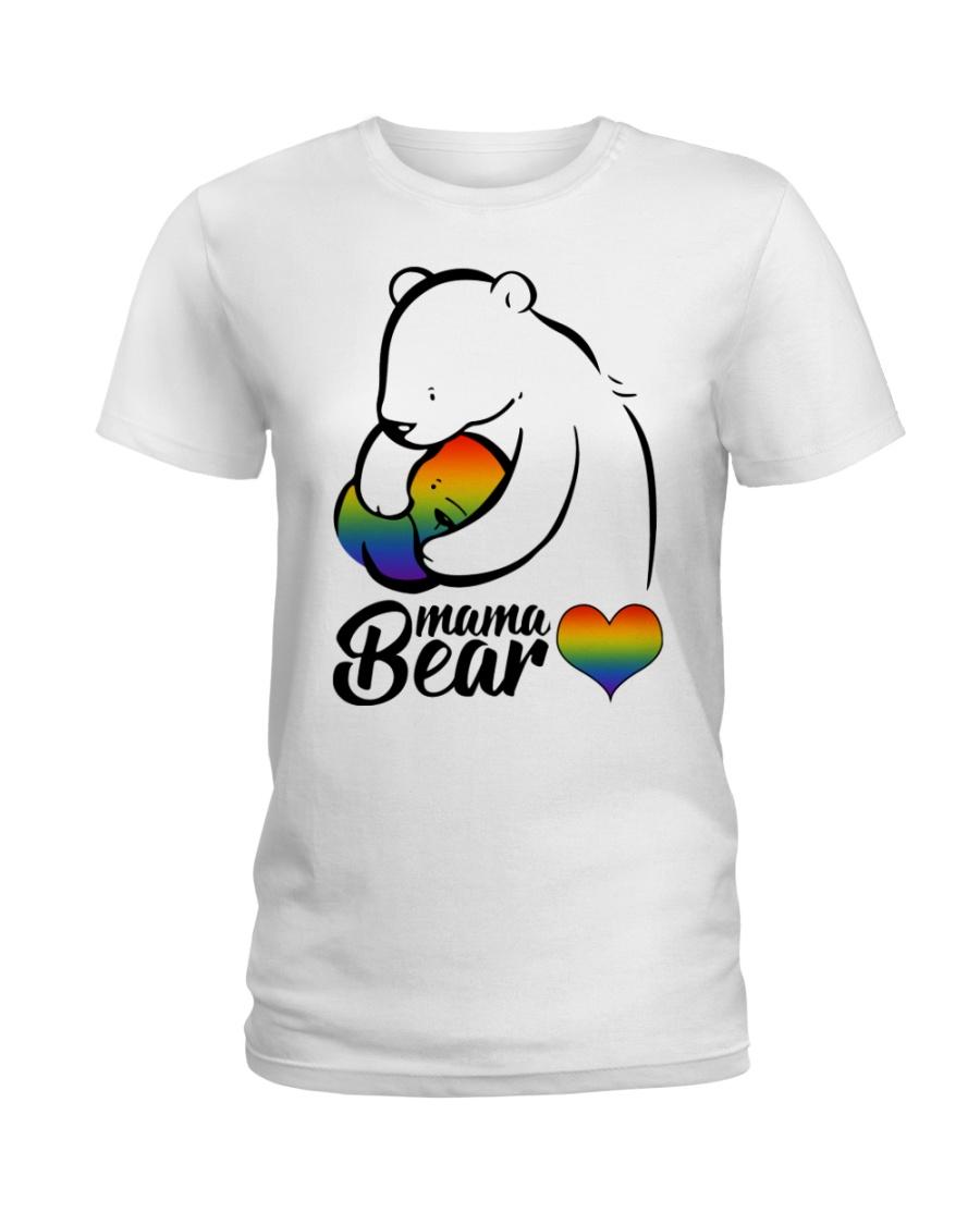 MAMA BEAR Ladies T-Shirt