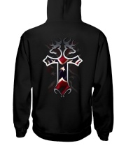 REDNECK CROSS Hooded Sweatshirt thumbnail