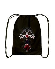 REDNECK CROSS Drawstring Bag thumbnail